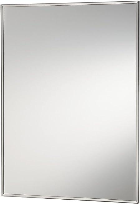 Jensen 495x Stainless Steel Frame Medicine Cabinet 20 X 30