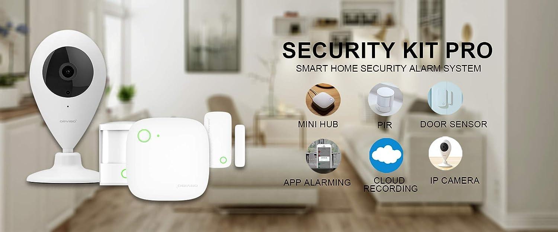ORVIBO Kit de Seguridad inalámbrico Smart Home Compuesto de: Mini ...
