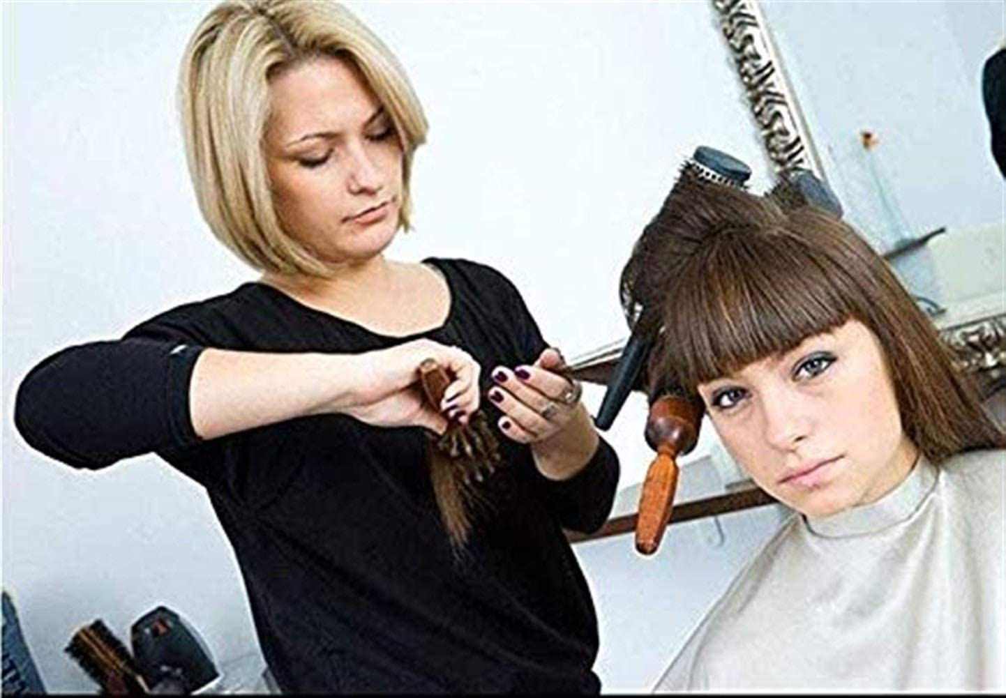 90cm Hair Salon Logo Waterproof Rotating Light Salon Shop Sign Barber Shop Outdoor Wall Light LED Barbers Pole