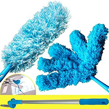 Amazon Com Extendable Microfiber Duster With 5ft