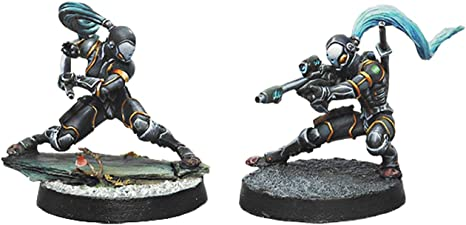 Amazon.com: Infinity Ninjas (Multi-Sniper / Hacker) (280395 ...