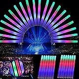 30 PCS Multi Color Foam Baton GOT LED Light Sticks Glow-Stick DJ-Flashing Multicolor Color Changing 3 model flashing
