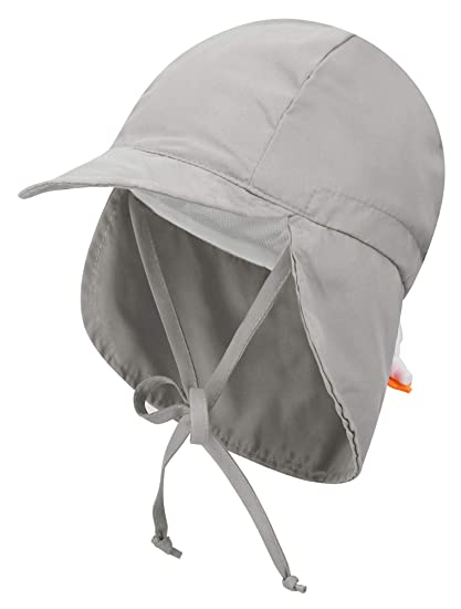 Livingston Baby Sun Hat Kid s SPF 50+ UV Sun Ray Protective Safari Hat w  759e80e6bf52