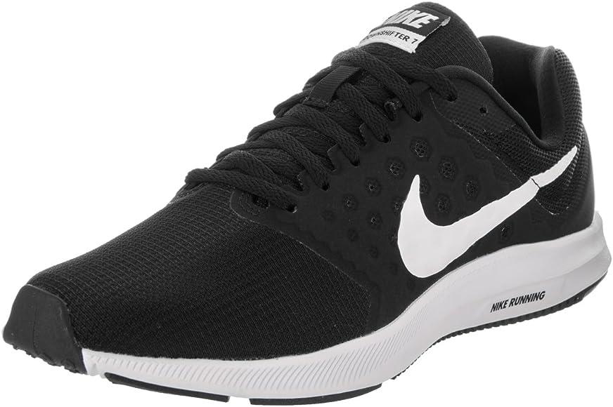 Nike Wmns Downshifter 7 - Zapatillas de running Mujer, Negro (Black / White / Anthracite), 36.5 EU: Amazon.es: Zapatos y complementos