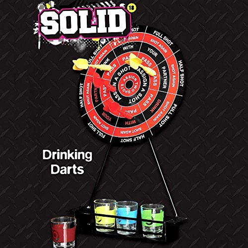 Drinking Darts by Solid