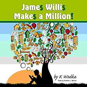 James Willis Makes a Million Audiobook