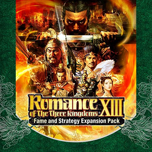 Romance of the Three Kingdoms: Power Up Kit - PS4 [Digital Code] (Romance Of The Three Kingdoms 13 Xbox One)