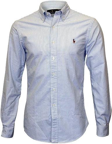 Polo Ralph Lauren - Camisa de manga corta para hombre - Multi ...