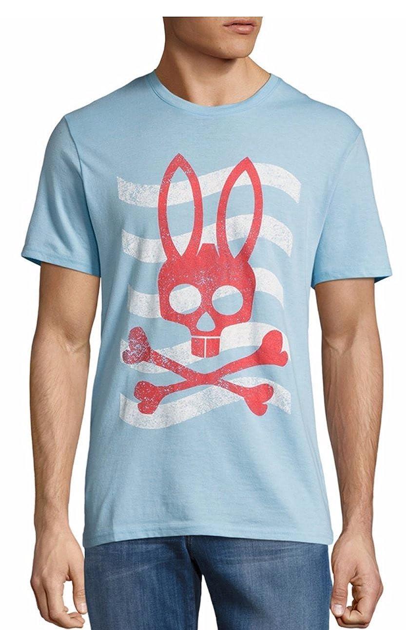 Psycho Bunny Mens Lounge Grande Bunny Crew Psycho Bunny Men/'s Underwear PB4010