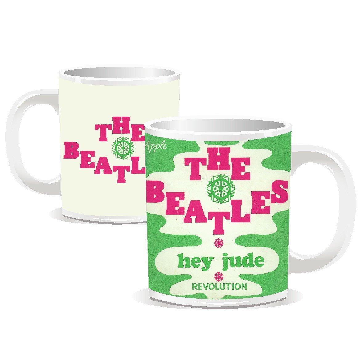 Hey Jude Half Moon Bay Mini Mug The Beatles