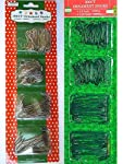 300 Count Holiday Ornament Hooks