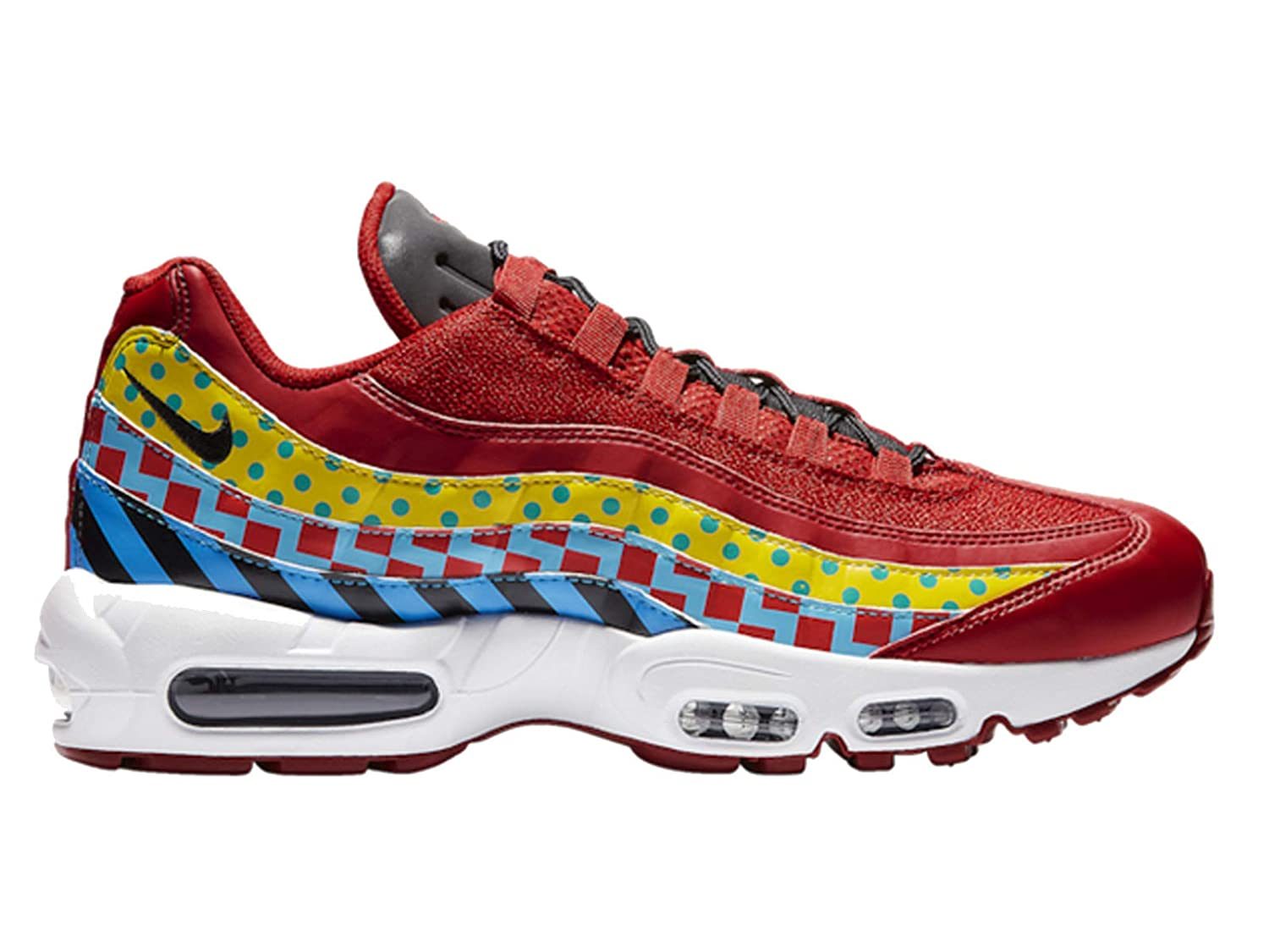 d9fea95d34c7d Amazon.com | Nike Men's Air Max 95 Leather Casual Shoes | Road Running