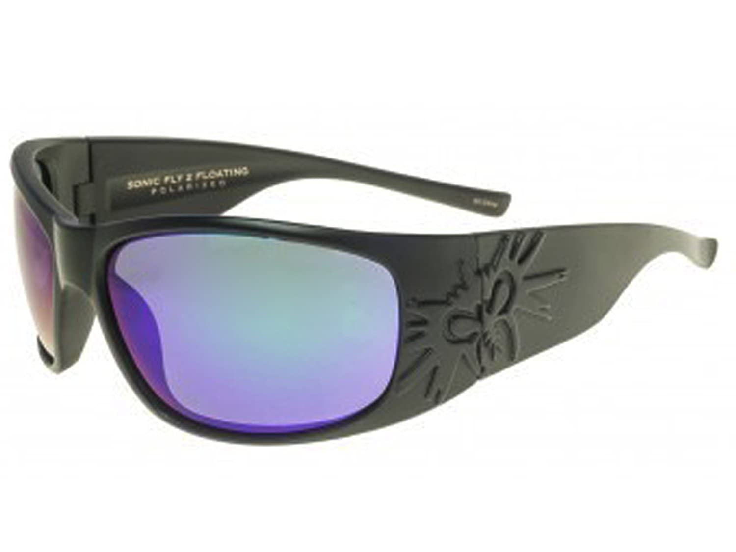 Floating 2 Fly Sunglasses Sonic Flys Black mPvOwNn8y0