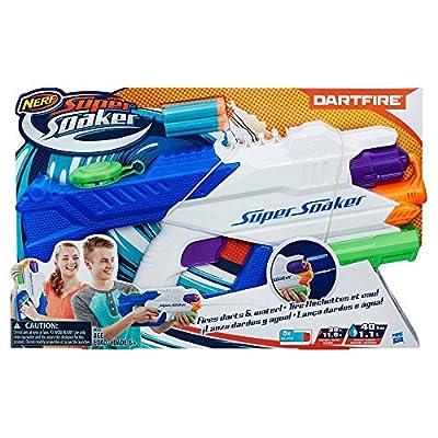 SUPERSOAKER Nerf Super Soaker DartFire: Toys & Games