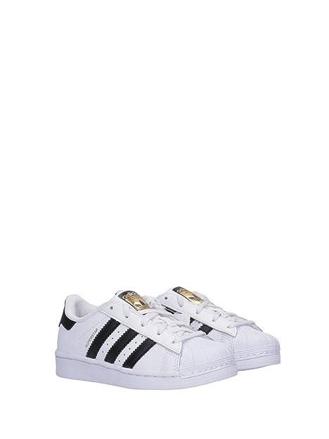 Y Ecológico Ba8378whiteftwr Adidas Negro En Superstar Blanco Cuero Ow8nPk0
