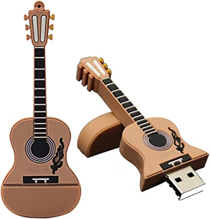 Oyedens 16GB De La Nota Musical De Sílice USB 2.0 Memoria Flash De ...