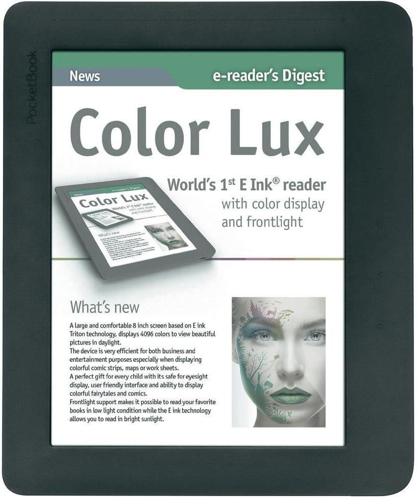 Pocketbook Color Lux lectore de e-book Pantalla táctil 4 GB Wifi ...