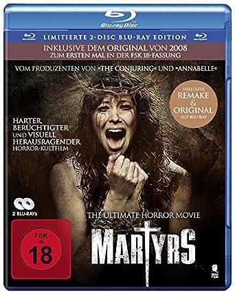 Martyrs   Original U0026 Remake [2 Disc ...