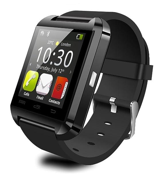 itecosky Smartwatch Mujer/Hombre Deporte Bluetooth Smart reloj ...