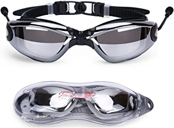 Baen Sendi UV Protection Swimming Goggles