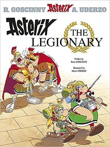 Amazon.com  Asterix the Legionary  Album  10 (Book. 10) (9780752866215)   Rene Goscinny d7cac50180