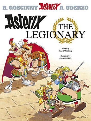 (Asterix the Legionary: Album #10 (Book. 10))