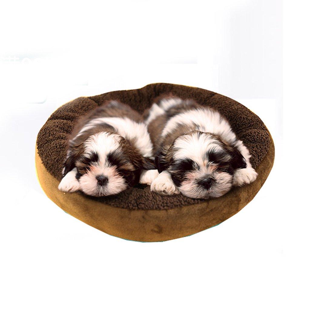 2 M  2 M Pet Nest Cat Litter Kennel Pet Dog House Mat Comfortable Soft Keep Warm Autumn And Winter Pet Supplies ( color    2 , Size   M )