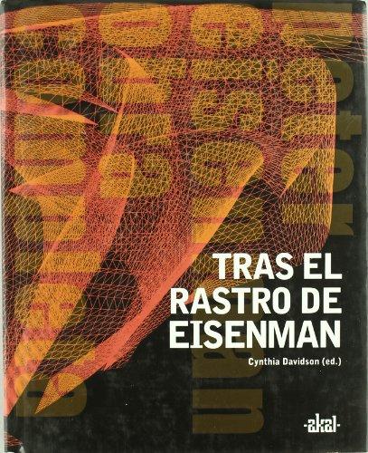 Descargar Libro Tras El Rastro De Eisenman Cynthia Davidson (ed.)