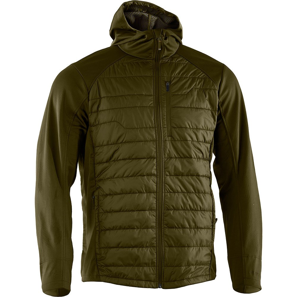 Under Armour Cold Gear Infrared Werewolf Jacket - Men's Greenhead/Greenhead/Greenhead Large by Under Armour (Image #1)