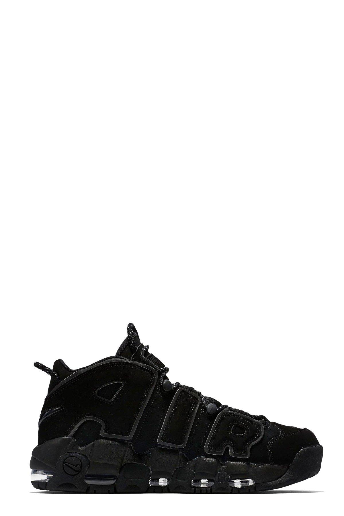 42d49573b61d Galleon - NIKE Men s Air More Uptempo Black 414962-004 (Size  12)