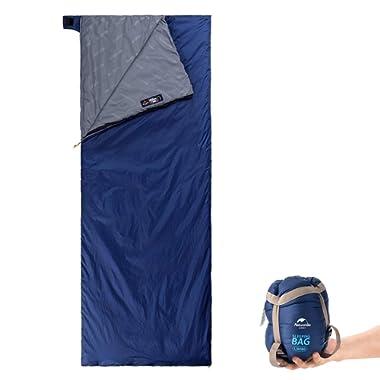 SEMSO Naturehike Envelope Outdoor Sleeping Bag Camping Sleeping Bags