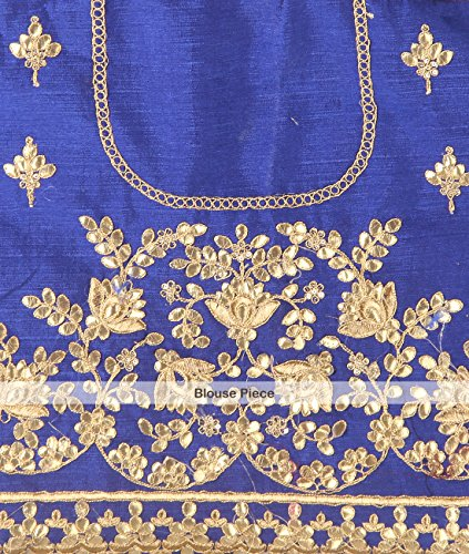 Simaaya -  Vestito  - linea ad a - Donna Blu Blue