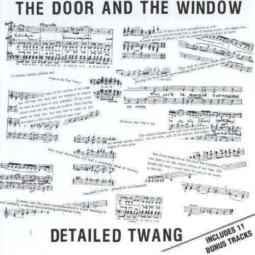 Detailed Twang by Door & The - Door C0