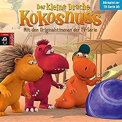 Der Glücksstein / Sicher ist sicher / Der Hornochse / Ein perfekter Ort (Der Kleine Drache Kokosnuss - Hörspiel zur Serie 5)