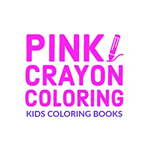 Pink Crayon Coloring
