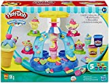 play doh plus ice cream cone - Play-Doh Sweet Shoppe Swirl and Scoop Ice Cream Playset by Play-Doh