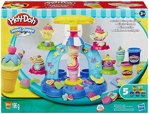 Play-Doh Sweet Shoppe Swirl and Scoop Ice Cream Playset by Play-Doh (Play Doh Ice Cream Set compare prices)
