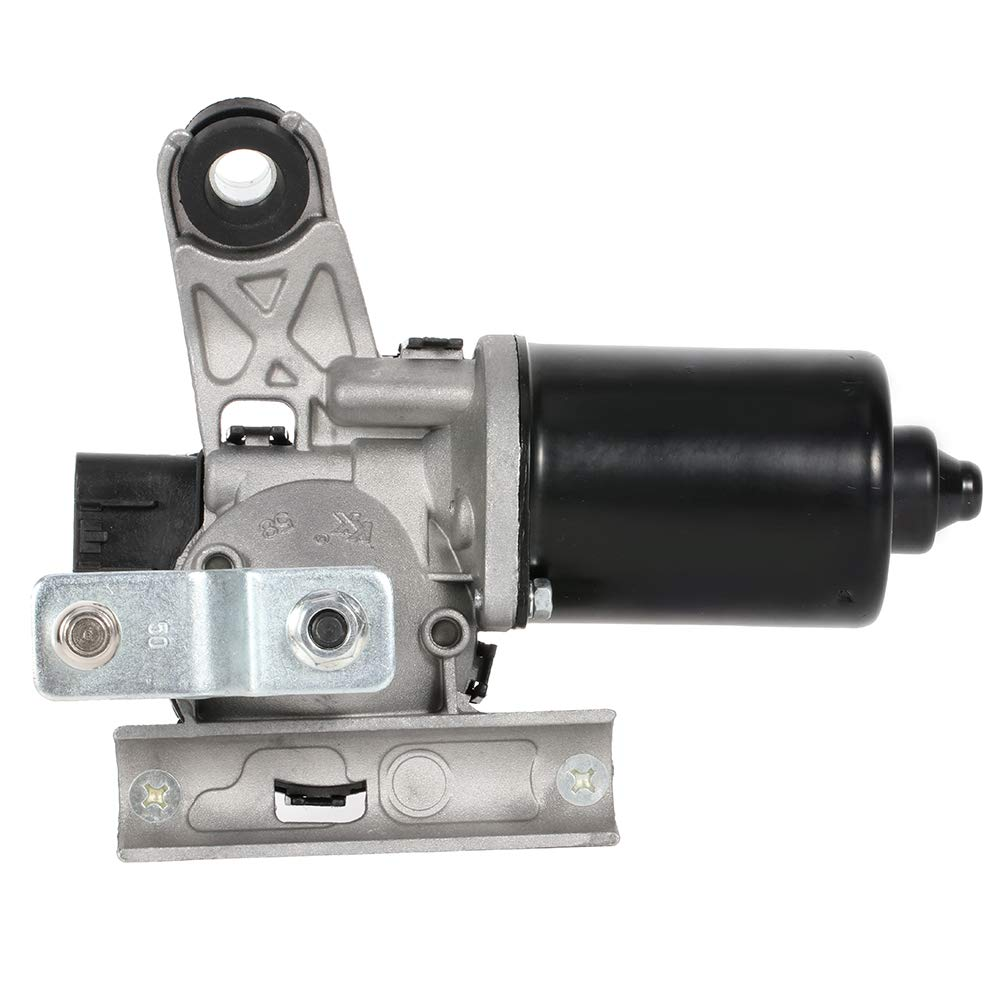 AUTOMUTO Windscreen Wiper Motor Replacement fit for 2010-03 Dodge Ram 2500 3500 Front 2010-08 Dodge Ram 4500 5500 Front 55077098AG