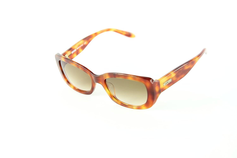 Moschino MO-798S-03 Gafas de sol, Tortoise, 55 para Mujer