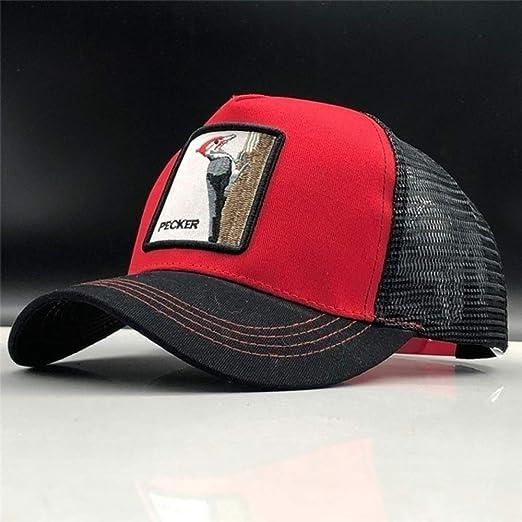 kyprx Sombreros para el Sol para Mujer Gorra de béisbol para el ...