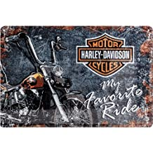 Harley-Davidson My Favorite Ride Sign 20 x 30 cm