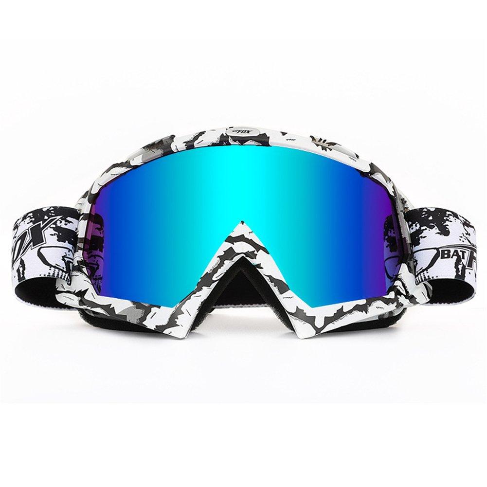 Gafas IHRKleid para moto para la nieve protecci/ón frente al viento y el polvo gafas de snowboard gafas protectoras deportes de invierno