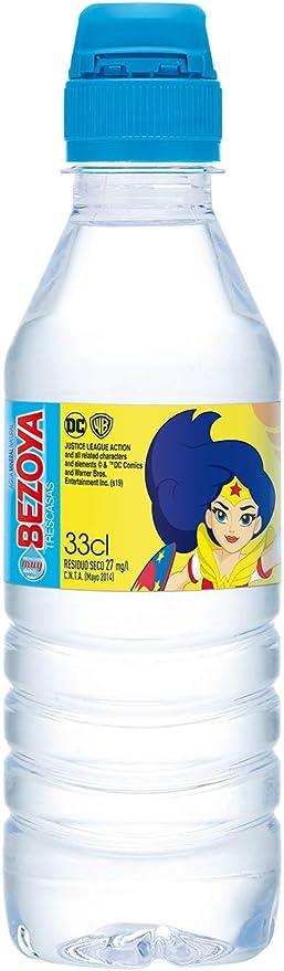 Bezoya - Agua Mineral Natural - Pack 6 x 33 cl: Amazon.es: Alimentación y bebidas