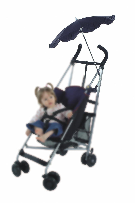 Sombrilla Silla de Paseo de Triple Flexible