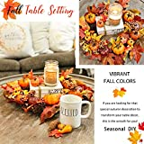 Tiny Land 22 inches-Fall-Wreath for