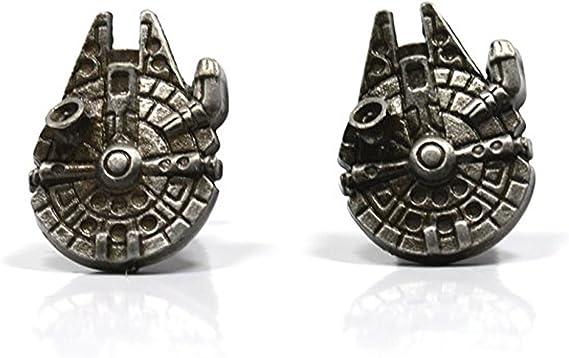 Star Wars - Gemelos de hombre con diseño de nave espacial del ...