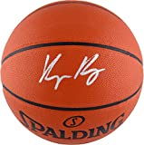 #9: Kyle Kuzma Los Angeles Lakers Autographed Indoor/Outdoor Basketball - Fanatics Authentic Certified - Autographed Basketballs