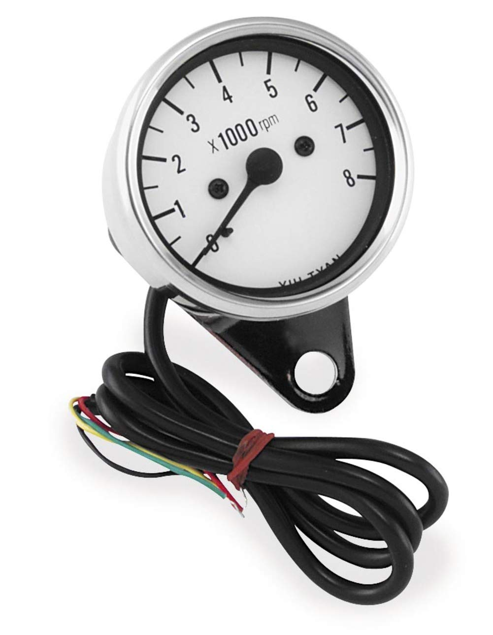 Bikers Choice Mini Tachometer Automotive Harley Tach Wiring Diagram