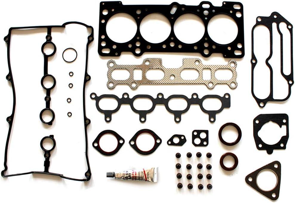 FINDAUTO Automotive Engine Cylinder Head Gasket set fits Mazda Miata 1.8L 2001-2005