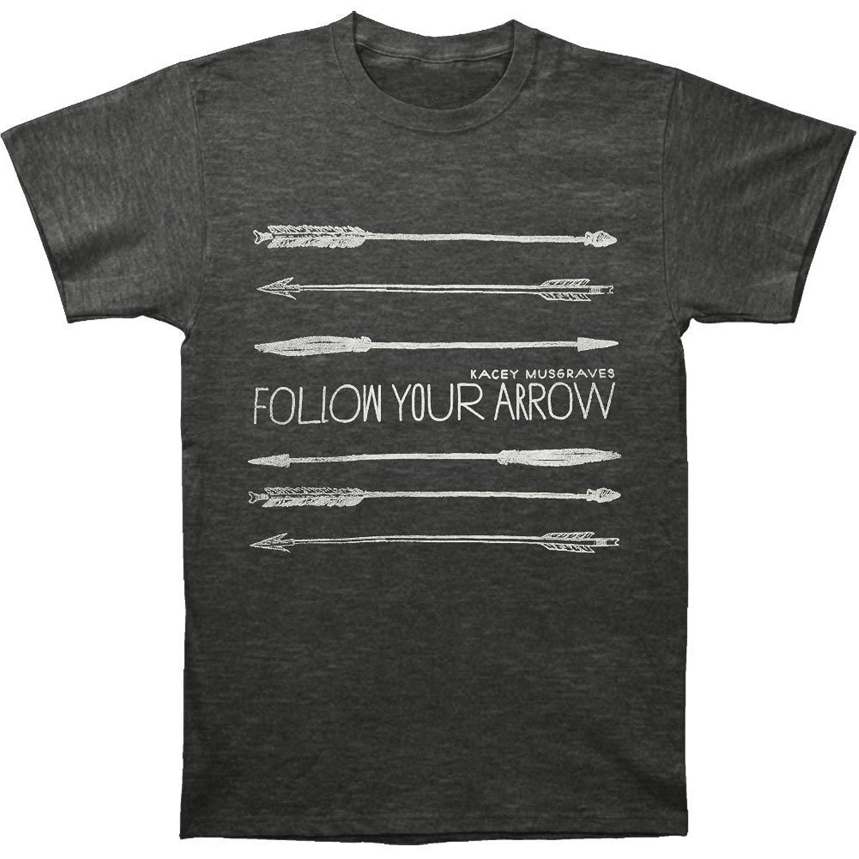 Amazon Kacey Musgraves Follow Your Arrow Men s T Shirt